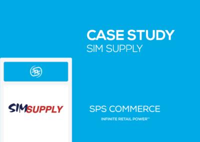SIM Supply Case Study