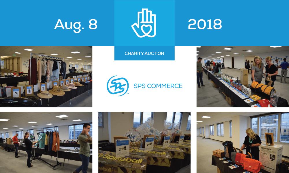 SPS Commerce Charity Blog Header 2018