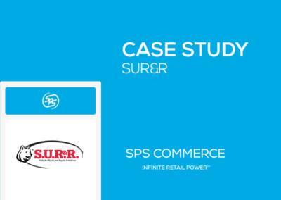 SUR&R Case Study