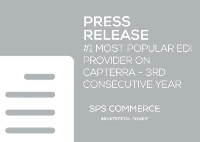 Press Release: Capterra EDI Report 2019