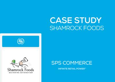 Case Study: Shamrock Foods