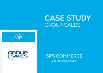 Group Sales Case Study