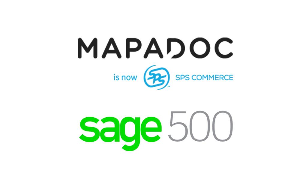 mapadoc sps commerce sage 500 erp webinar