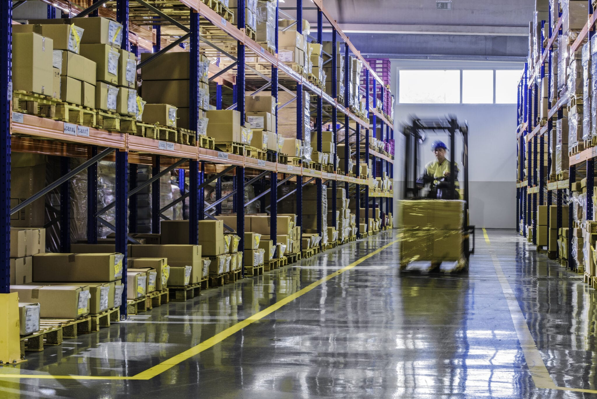 Automated Data Speeds Up 3PL Warehouse Operations